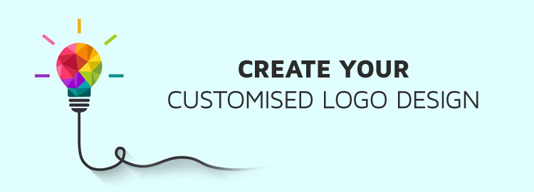 Get a Unique & Customised Logo